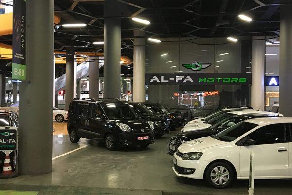 AL-FA MOTORS