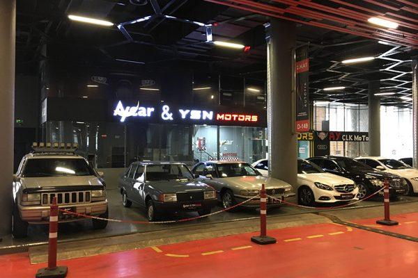 AYCAR AND YSN MOTORS