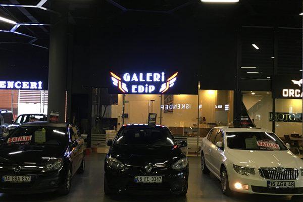 GALERİ EDİP