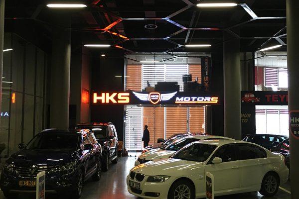 HKS MOTORS