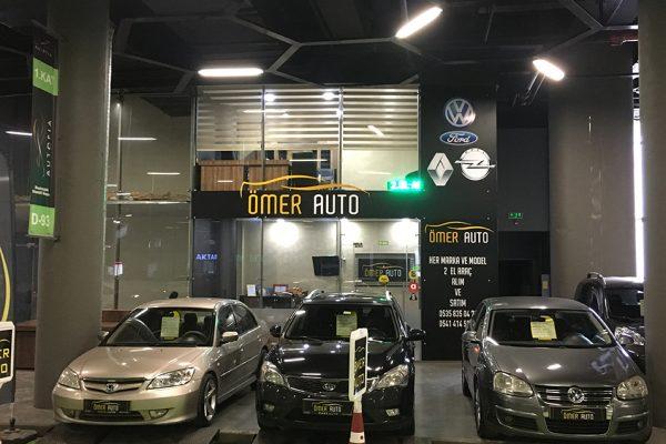 ÖMER AUTO