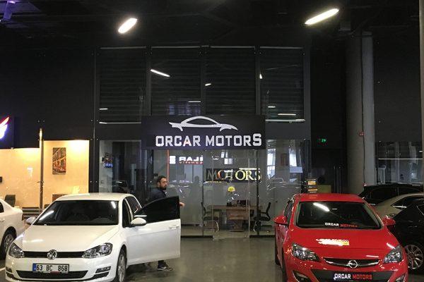 ORCAR MOTORS