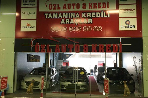 ÖZL AUTO KREDİ