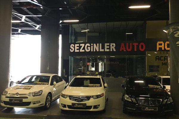 SEZGİNLER AUTO